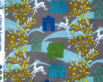 Anna Maria Horner Folksy Flannel Forest Hills dusk fabric FQ