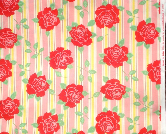 Urban Chiks Sweet Sassy in Bubblegum pink moda fabric FQ or more