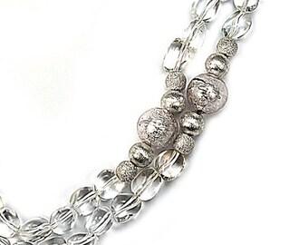 Beads Necklace Crystal Quartz