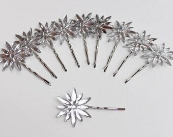 Sisi Star Hair Pins (Rhinestone)