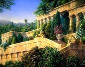 Gardens of Babylon Perfume Oil: rose, jasmine, vetiver, frangipani, white amber, Ancient Perfume