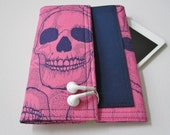 Tablet Keeper in Blushing Bones for iPad, iPad Mini, iPad Air, Nexus 7, Kindle Fire, Nook and more