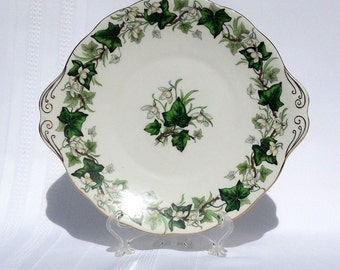 Royal Albert  'Ivy Lea' Cake Plate