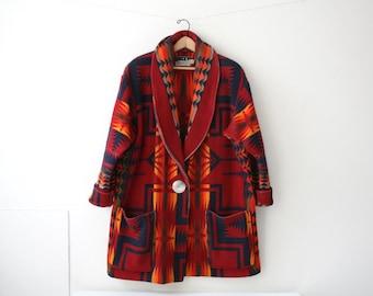 Southwest Silverado Wool Blazer