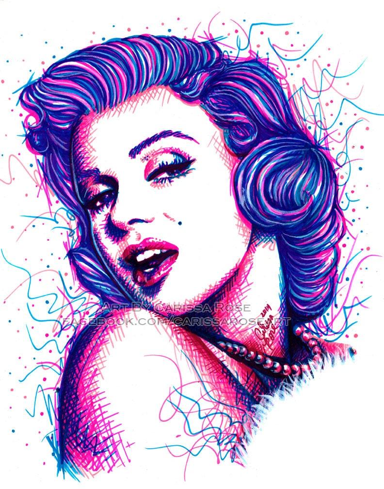 Marilyn monroe ornaments -  Zoom