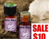 NEW DOLL Artisan Perfume Oil