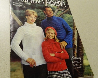 Columbia - Minerva Great American Knits 1968