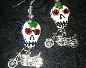 Motorcycle Skulls