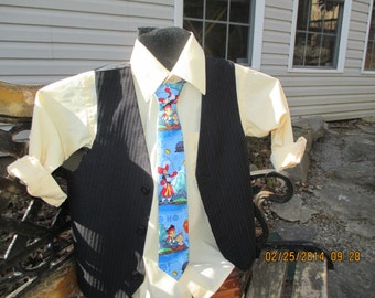 Jake and the Neverland Pirates Necktie