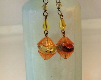 Vintage Repurposed Earrings