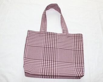 Grocery Bag, Tote, Cotton Bag, Beach bag, tote, Reusable grocery bag.