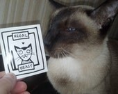 Regal Beast Vinyl Sticker 5-pack
