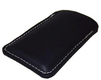 iPhone 6 Black  Leather Case