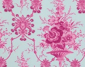 SALE! Nicki in Pink Jennifer Paganelli Lucky Girl Fabric One Yard