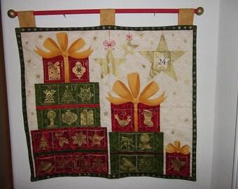 CIJ Coupon - Christmas Advent Calendar - Presents