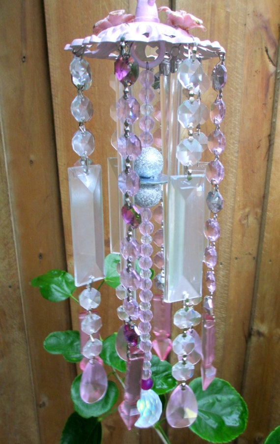 Crystal Chandelier Wind Chime