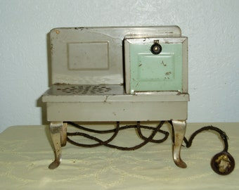 Vintage Childs Electric Stove