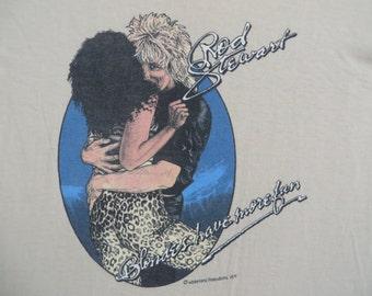 ROD STEWART 1979 tour TSHIRT