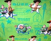 Toy Story Fabric, Boy Fabric, 3 Yards