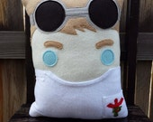Dr Horrible, pillow, plush, cushion
