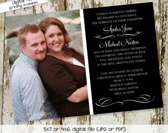 lds wedding invitations utah wedding invitations beautiful, invitation samples