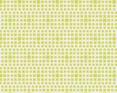 1 Yard Squared Elements Lemongrass by Pat Bravo for Art Gallery Fabrics