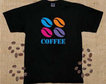 Coffee Beans, T-Shirt