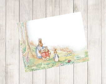 Peter Rabbit Note Cards