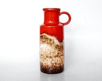 Vintage West German Lava Pitcher  - Scheurich