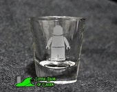 LEGO Dude Shot Glass or Shooter
