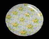 "Shelley Fine Bone China of England ""Primrose Chintz"" Pattern Saucer Only"