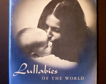 Lullabies of the world songs lullaby sheet music