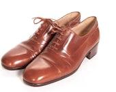 Mens Dress Shoes Size 7.5 D