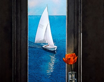 View To a Sail