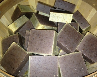 Green Tea & Tea Tree Soap Acne