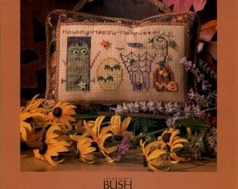 Shepherd's Bush: Howl - October  - A Monthly Musings Cross Stitch Kit