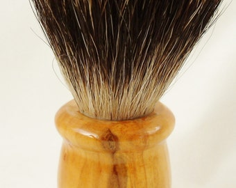 Build Badger Brush your knot your style