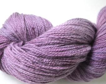 Hand Dyed Pure Cashmere Yarn