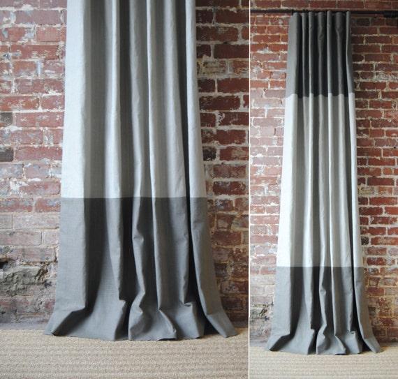 96l martha panel custom curtains pick your colors. Black Bedroom Furniture Sets. Home Design Ideas