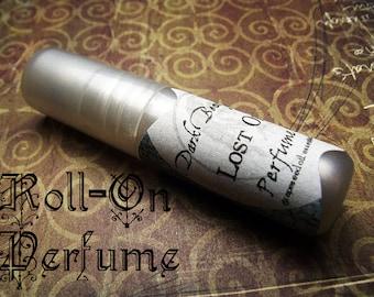 Perfume Oil - Mini Roller Bottle - Choose Your Scent - Roll On Fragrance Oil - Roll On Cologne Oil
