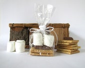 S'more Favor Packaging, Wedding S'more Favor Bags from Kiwi Tini