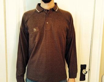 1960s Men's Penguin Long Sleeve Shirt