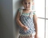 INSTANT DOWNLOAD - Crochet Beach Dress Coverup Swimsuit