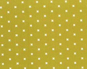 XOXO in Shag Carpet, Cotton+Steel Basics, Rashida Coleman Hale, RJR Fabrics, 100% Cotton Fabric, 5001-004