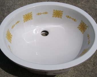 Popular items for bathroom sink on Etsy