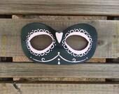 Reverse Sugar Skull Mask ...