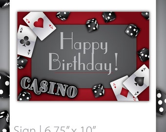 happy birthday casino