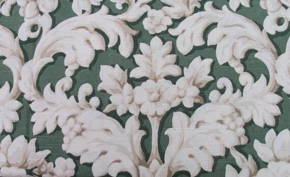 Fabric Kaufman Linen 4 Plus Yards Olive Amp Taupe Fleur De
