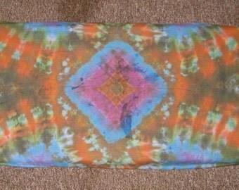 Twin sheets - tie dye fitting and flat sheet set