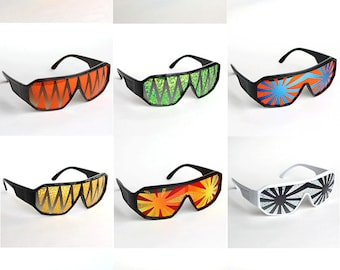 50% off ANY 12 Rasslor Shield Sunglasses